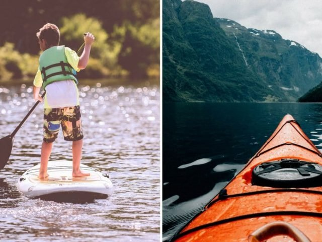 Paddleboarding vs. Kayaking: Which One is Right for You?
