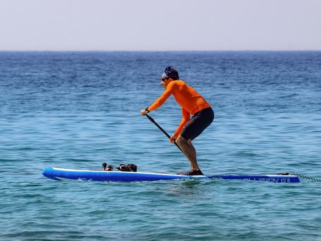 What You Need to Know to Start Paddleboard Racing