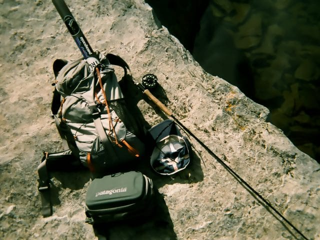 The Anatomy of a Fly Fishing Setup